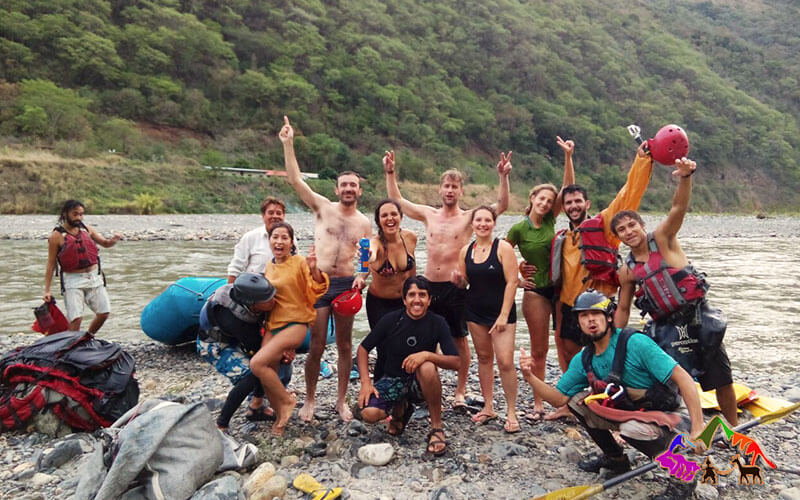 rafting inca jungle machu-picchu