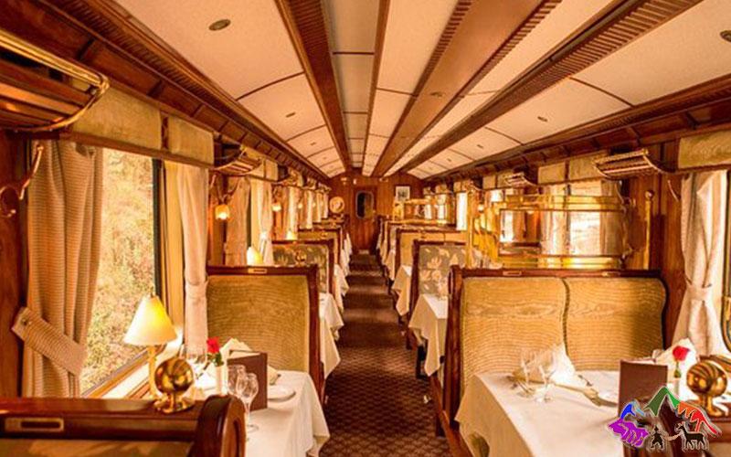 tren de lujo hairam bingham