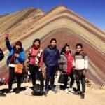 montana de colores tour